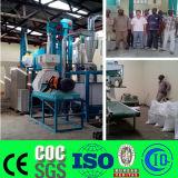 Venta caliente en el mercado de África de la planta del molino del maíz 10t/24h