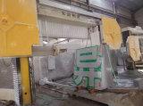 CNC الماس الأسلاك المنشار الرخام والجرانيت حجر قص وقطع آلة
