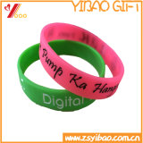 Изготовленный на заказ Watch Silicon Wristband для Gifts (YB-SW-12)