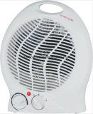 Calefator de ventilador elétrico do quarto do aparelho electrodoméstico com o calefator de ventilador 2000W com proteção do superaquecimento