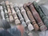 حجارة عمود درابزون [كتّينغ مشن] ([دف600])