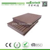 Напольная Rot-Proof прочная деревянная пластичная составная доска Decking