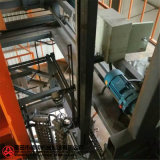 Máquina vertical automática de la espuma de poliuretano