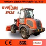Everun Er25 Radlader, 2.5 Tonnen-Laden Capaity Ladevorrichtung, Cer genehmigt