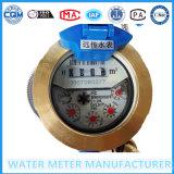 Controle de válvula de leitura direta fotoelétrica Medidor de água remota