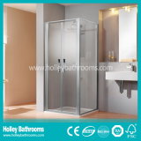Excelente ducha Habitación simple con doble puerta con bisagras (SE324N)