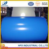 цвет катушек толщины PPGI 0.12-1.2mm покрыл гальванизированную стальную катушку
