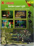 Новый водоустойчивый напольный свет репроектора светляка лазера праздника рождества сада