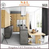 Heet verkoop de Moderne Houten Keukenkast van het Meubilair van het Huis