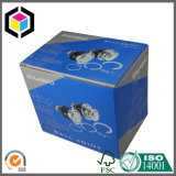 Lampe de bureau LED Boîte d'emballage en papier ondulé