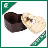 Venta al por mayor de papel de empaquetado del rectángulo de regalo del caramelo