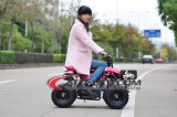 Eléctrico de la motocicleta