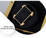 Moda tecnológica MDF Caixa de presente dourada e dourada