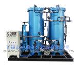 Uso de sustancias químicas generador de nitrógeno