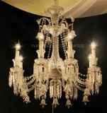 ホームまたはホテルのための贅沢で新しいデザイン水晶ペンダント灯