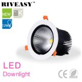 12W aluminio LED Downlight con Ce&RoHS