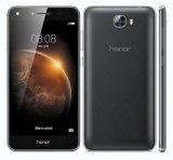 """2016元のロック解除されたHuawei名誉5A 5.0の""""人間の特徴をもつクォードのコア13MP 4G Lte携帯電話"""