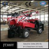 Equipo portable del alto rendimiento de Jt300y/de la plataforma de perforación de la relación de transformación del precio