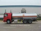 高品質のSinotruck HOWO 6X4の重油タンクトラック