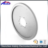 CNC de aluminio modificado para requisitos particulares de la pieza de metal que trabaja a máquina para la electrónica