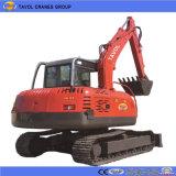 Gleisketten-hydraulische Exkavatoren hergestellt in China