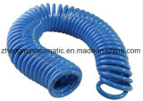 Color PU Coil Hose with Fitting (PNEUMATIC TOOL: 5*8mm)