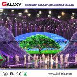 Pequeños visualización de LED de la echada del pixel P1.923/panel/pantalla de interior
