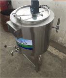 Máquina sanitaria del pasteurizador del SUS 304/316L del acero inoxidable para la leche con diversa cámara de enfriamiento