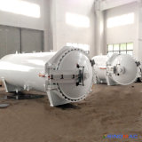 リアクター(SN-CGF1560)を治す1500X6000mmのセリウムの公認の産業ガラス繊維