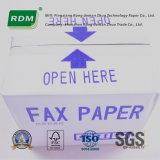 Papel termal del facsímil para la copiadora termal del fax