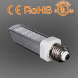 Remplacement de la lumière E27/G24 2 Pin/4pin CFL de fiche de l'UL 6W DEL Pl, garantie de 3 ans