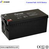 Tiefe Schleife-Solarbatterie AGM-BatterieMf UPS-Batterie 12V200ah