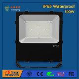 Indicatore luminoso di inondazione esterno di IP65 100W LED per lo stadio di sport