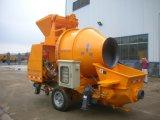tipo bomba concreta do rotor da potência 37kw da fonte do misturador concreto