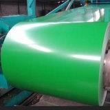 PPGI/Color a enduit l'acier pour la toiture/bobine en acier galvanisée enduite d'une première couche de peinture