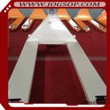 1.5-5.0ton T Transpaleta manual hidráulica estándar de la mano