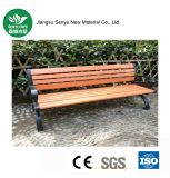100%再生利用できるWPCの屋外のベンチ