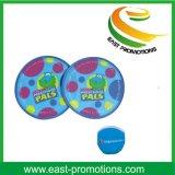 Promoção Presente Frisbee de tecido dobrável de nylon