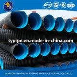 適正価格Sn8のHDPEの波形の管