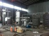 Terminar a linha de produção do pó da medicina chinesa