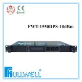 Émetteur optique de fibre optique FWT-1550dps -6 FTTH de l'émetteur CATV de laser