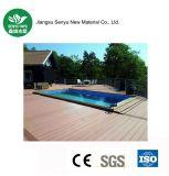 Haltbarer grüner materieller Anti-Brechender WPC Decking