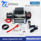 SUV 12V/24VDC nicht für den Straßenverkehr elektrische Handkurbel mit 10000lb Nutzlast