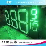 Grand DEL commutateur extérieur de prix du gaz de l'intense luminosité (rouge/vert/jaune/blanc)