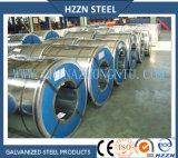 Lo zinco tuffato caldo ha ricoperto la bobina d'acciaio