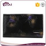 Кожи высокого качества Fani портмоне бумажника оптовой Handmade