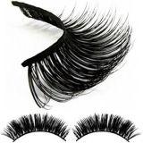 Pestana falsa Curly cosmética do projeto 2017 novo