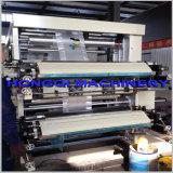 Multi печатная машина Flexography цветов