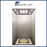 De Lift van de Passagier van het hotel met Cabine de Van uitstekende kwaliteit van Roestvrij staal 304