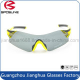 China Labour Safety Products Cuadrado Lens Gafas Customized marca Polarized Cycling gafas de sol Elegante aviador gafas de sol